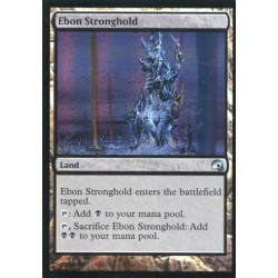 Terrain - Ebon Stronghold Foil (U) [GRAVEB]