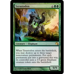 Verte - Terastodon Foil (R) [GRAVEB]