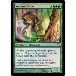 Verte - Verdant Force Foil (R) [GRAVEB]