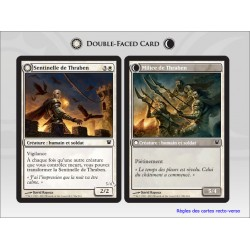 Blanche - Sentinelle de Thraben / Milice de Thrabe