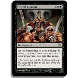 Noire - Combat mortel (R)