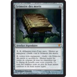 Artefact - Grimoire des Morts (M) [INN] (FOIL)