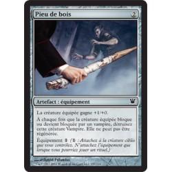 Artefact - Pieu de Bois (C) [INN] (FOIL)