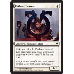 Blanche - Cathare Dévoué (C) [INN] (FOIL)
