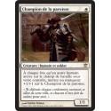 Blanche - Championne de la Paroisse (R) [INN] (FOI