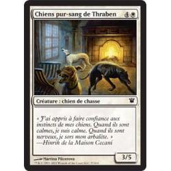 Blanche - Chiens Pur-Sang de Thraben (C) [INN] (FO