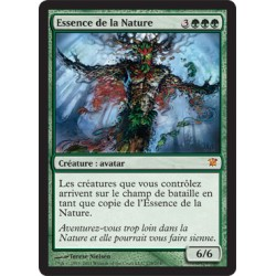 Verte - Essence de la Nature (M) [INN] (FOIL)