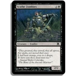 Noire - Zombies dévastateurs (C)