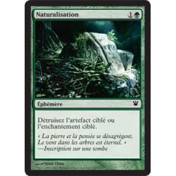 Verte - Naturalisation (C) [INN] (FOIL)
