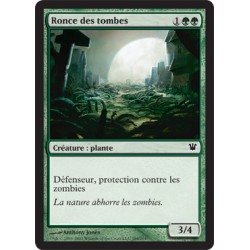 Verte - Ronce des Tombes (C) [INN] (FOIL)
