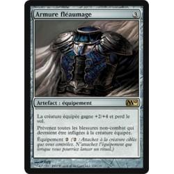 Artefact - Armure fléaumage (R) [M10] (FOIL)