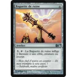 Artefact - Baguette de ruine (U) [M10] (FOIL)