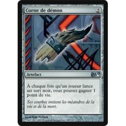 Artefact - Corne de démon (U) [M10] (FOIL)