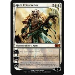 Blanche - Ajani Crinièredor (M) [M10] (FOIL)