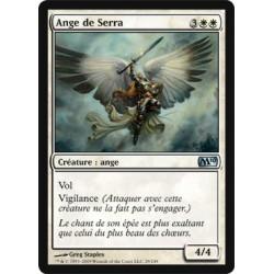 Blanche - Ange de Serra (U) [M10] (FOIL)