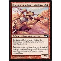 Rouge - Chasseur à la lance viashino (C) [M10] (FO