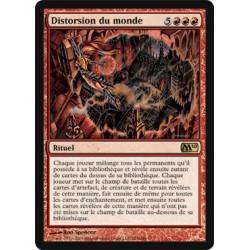 Rouge - Distorsion du monde (R) [M10] (FOIL)