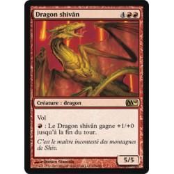 Rouge - Dragon shivân (R) [M10] (FOIL)