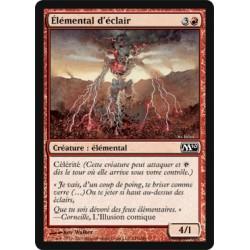Rouge - Élémental d'éclair (C) [M10] (FOIL)