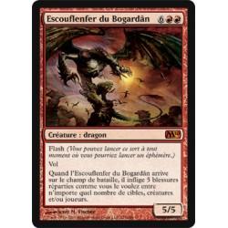 Rouge - Escouflenfer du Bogardân (M) [M10] (FOIL)