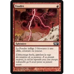 Rouge - Foudre (C) [M10] (FOIL)