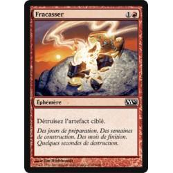 Rouge - Fracasser (C) [M10] (FOIL)