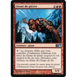 Rouge - Géant de pierre (U) [M10] (FOIL)