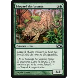Verte - Léopard des brumes (C) [M10] (FOIL)