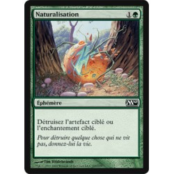 Verte - Naturalisation (C) [M10] (FOIL)