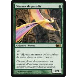 Verte - Oiseaux de paradis (R) [M10] (FOIL)