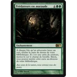 Verte - Prédateurs en maraude (R) [M10] (FOIL)