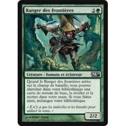 Verte - Ranger des frontières (C) [M10] (FOIL)