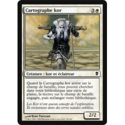 Blanche - Cartographe Kor (C) [ZEN] (FOIL)