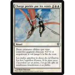 Blanche - Charge Portée par les Vents (U) [ZEN] (F