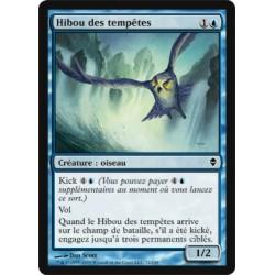 Bleue - Hibou des tempêtes (C) [ZEN] (FOIL)