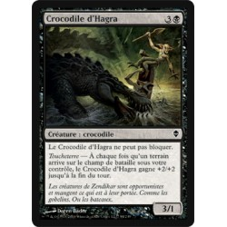 Noire - Diaboliste d'Hagra (U) [ZEN] (FOIL)