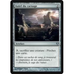 Artefact - Autel du Carnage (U) [ZEN] (FOIL)