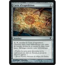 Artefact - Carte d'Expédition (C) [ZEN] (FOIL)