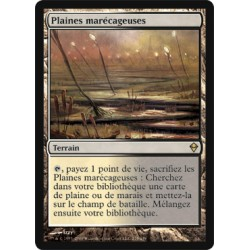 Terrain - Plaines Marécageuses (R) [ZEN] (FOIL)