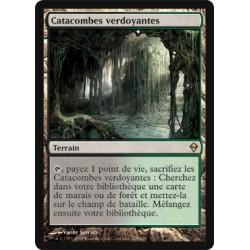 Terrain - Catacombes Verdoyantes (R) [ZEN] (FOIL)