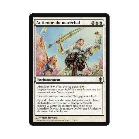 Blanche - Antienne du maréchal (R) [WWK] (FOIL)