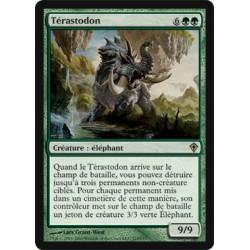 Verte - Térastodon (R) [WWK] (FOIL)