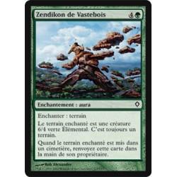 Verte - Zendikon de Vastebois (C) [WWK] (FOIL)