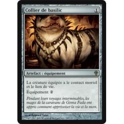 Artefact - Collier de basilic (R) [WWK] (FOIL)