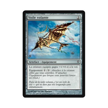 Artefact - Voile volante (C) [WWK] (FOIL)