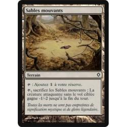 Terrain - Sables mouvants (C) [WWK] (FOIL)