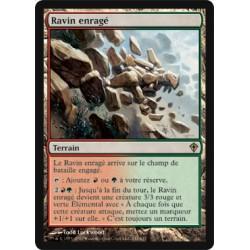 Terrain - Ravin enragé (R) [WWK] (FOIL)