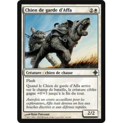 Blanche - Chien de garde d'Affa (U) [ROE] (FOIL)
