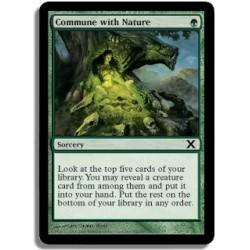 Verte - Communion avec la nature (C)
