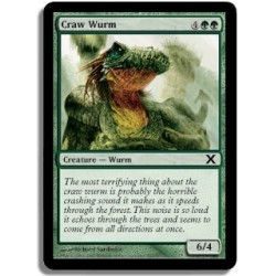 Verte - Guivre vorace (C)